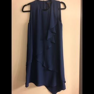 Deep blue BCBG dress, never worn, with tags